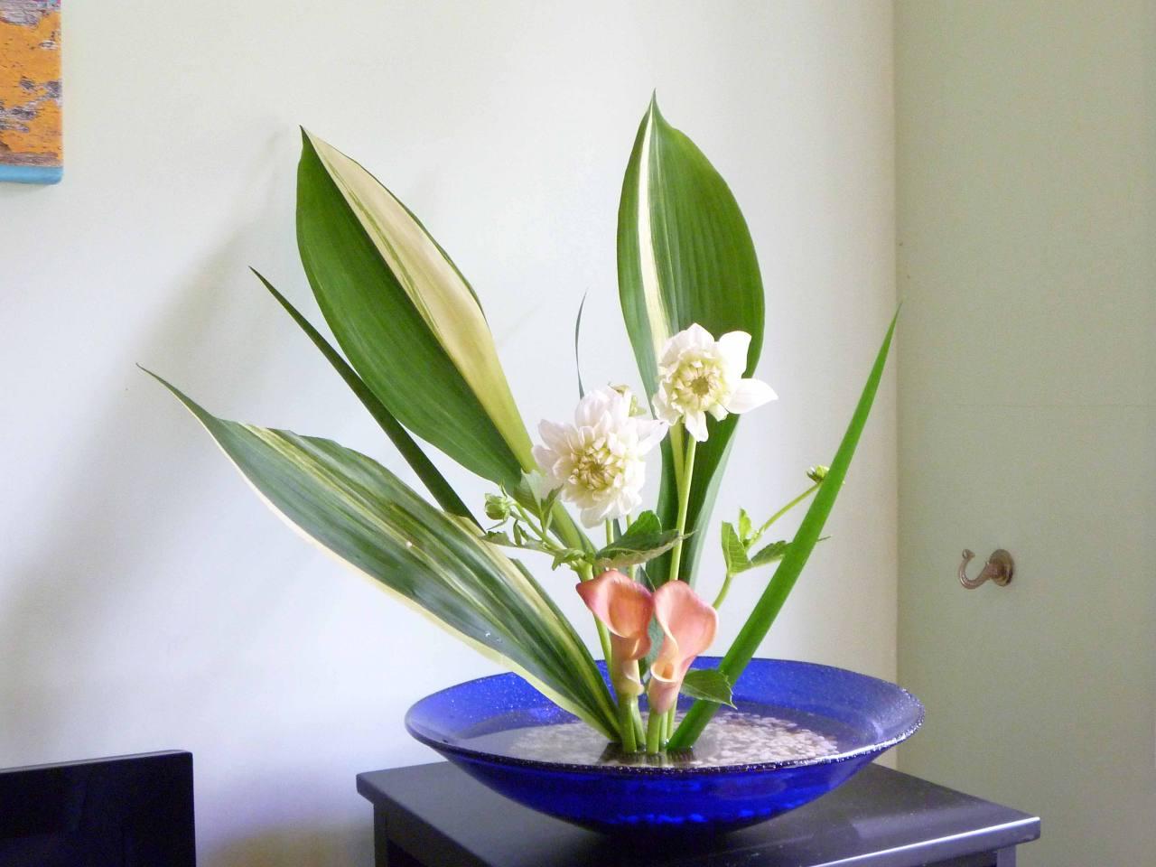 Las Artes Tradicionales Japonesas El Ikebana El Arte Del