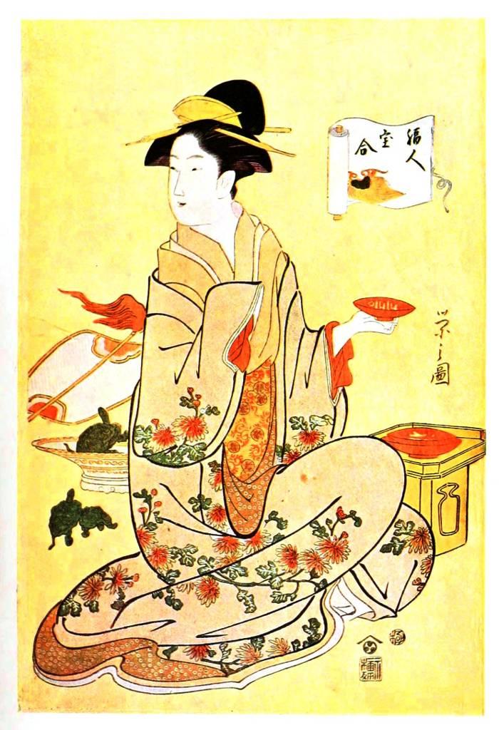 cuadro japones